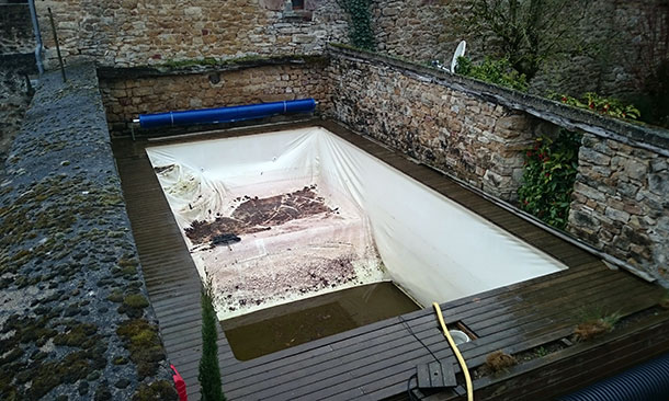 rénovation de piscine