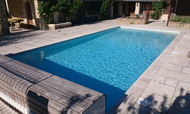 R novation de votre piscine rodez aveyron for Renovation liner piscine